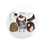 """Six Pigeons 3.5"""" Button (100 pack)"""