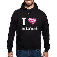 I Love My Husband Hoodie