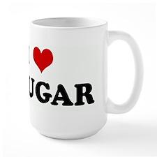 I Love COUGAR Mug