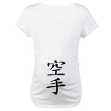 Karate - Kanji Symbol Shirt