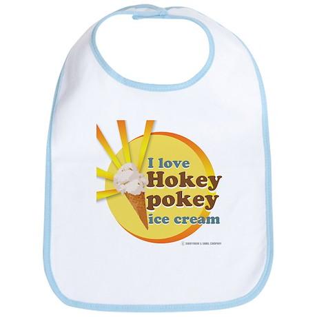Hokey Pokey Bib