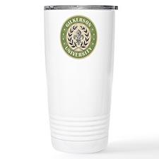 Gilkerson Last Name University Travel Mug
