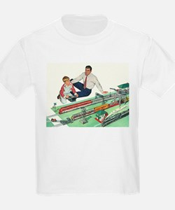 Vintage Father and Son T-Shirt