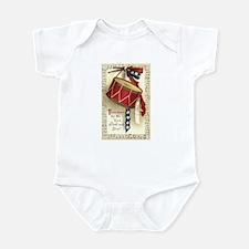 Vintage 4th of July Infant Bodysuit