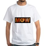 IMPEACH DUBYA White T-Shirt