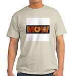 IMPEACH DUBYA Ash Grey T-Shirt