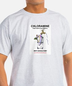 Chloramine Fish T-Shirt