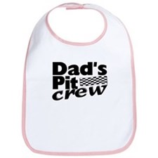 Dad's Pit Crew Bib