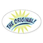 The Original Oval Sticker (50 pk)