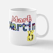 Mark Martin Mug