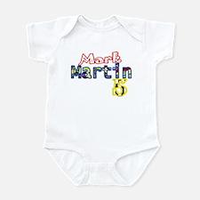 Mark Martin Infant Bodysuit