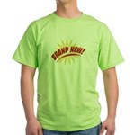 Brand New Green T-Shirt