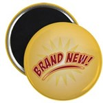 "Brand New 2.25"" Magnet (10 pack)"