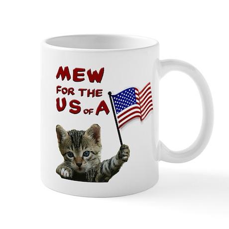 Fourth of July Mug