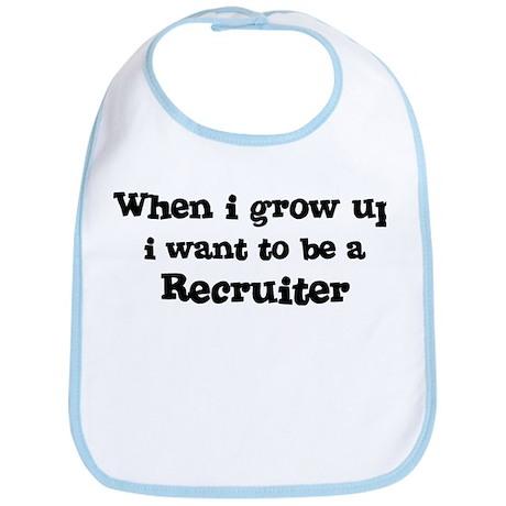 Be A Recruiter Bib