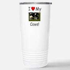 Love My Cows Travel Mug