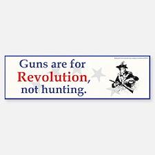 Guns are for Revolution