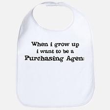 Be A Purchasing Agent Bib