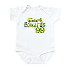 Carl Edwards Infant Bodysuit
