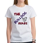 Bulldog Women's T-Shirt