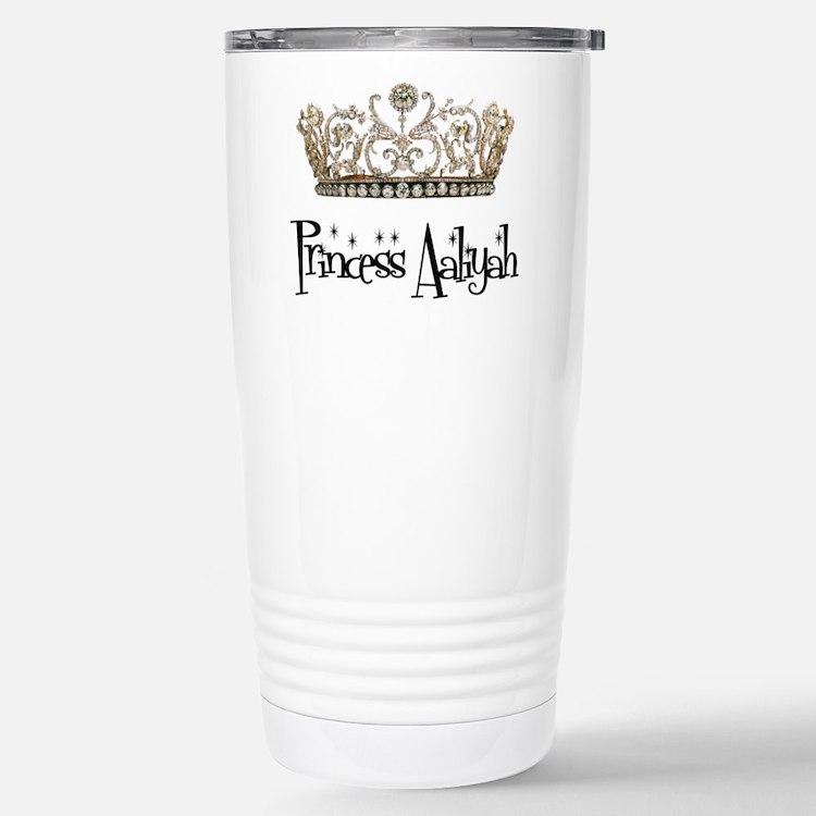 Princess Aaliyah Stainless Steel Travel Mug