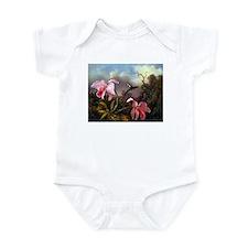 Unique Tropical bird Infant Bodysuit