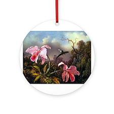 Cute Rain forests Ornament (Round)