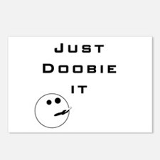 Just Doobie It Postcards (Package of 8)