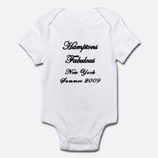 Hamptons Fabulous Infant Bodysuit
