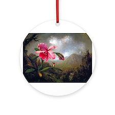 Unique Rain forests Ornament (Round)