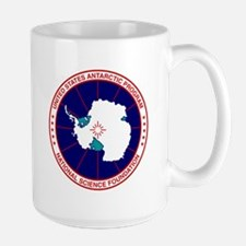 United States Antarctic Program Mug (Large)