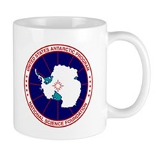 United States Antarctic Program Mug