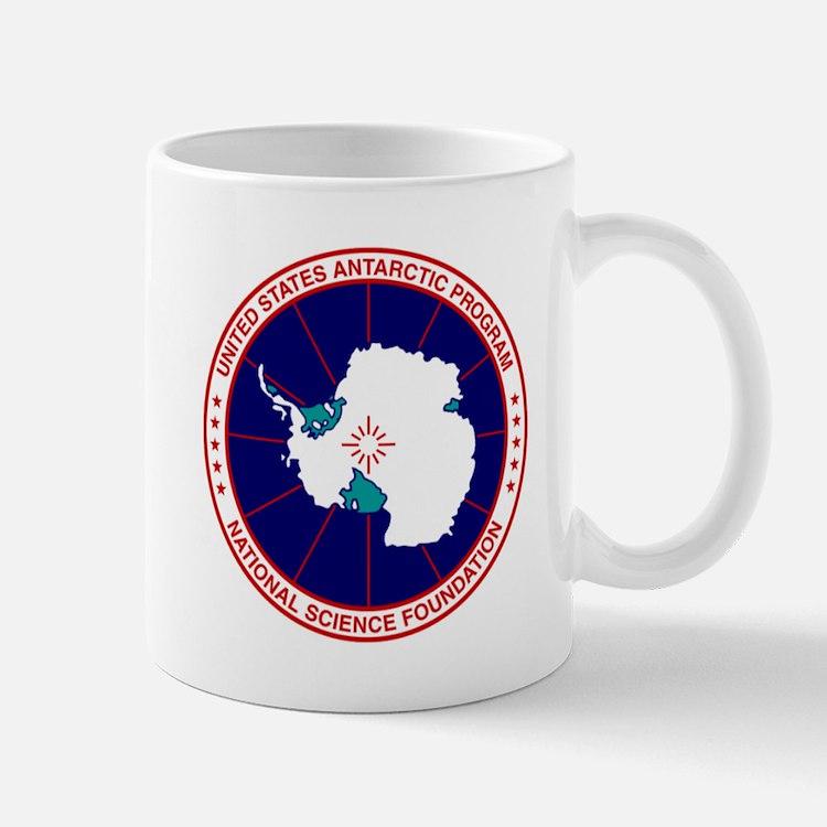 United States Antarctic Program Mug