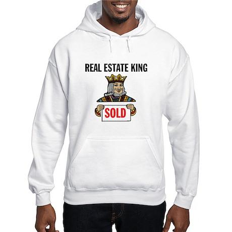 KING OF SOLD Hooded Sweatshirt