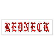 Royal Redneck Bumper Bumper Sticker