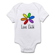 Love Child Infant Bodysuit