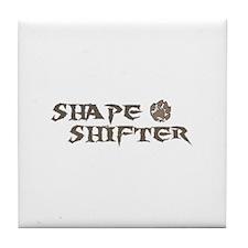 Shape Shifter Tile Coaster