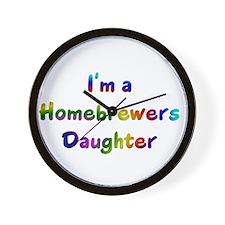 Kids - Daughter Wall Clock