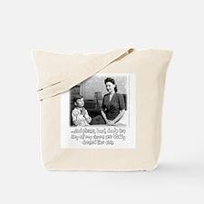 Crossdressing Dad Tote Bag