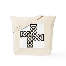 Brigid's Cross Knot Tote Bag