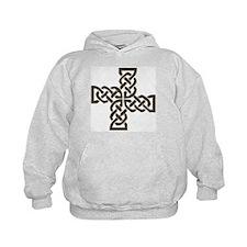 Brigid's Cross Knot Hoodie