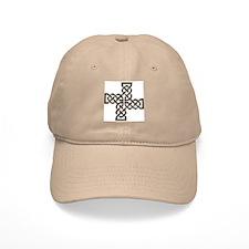 Brigid's Cross Knot Cap