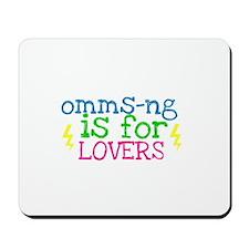 ommS-NG Mousepad