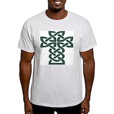 High Cross Knot Ash Grey T-Shirt