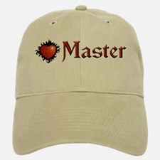 "Central BDSM ""Master"" Baseball Baseball Cap"