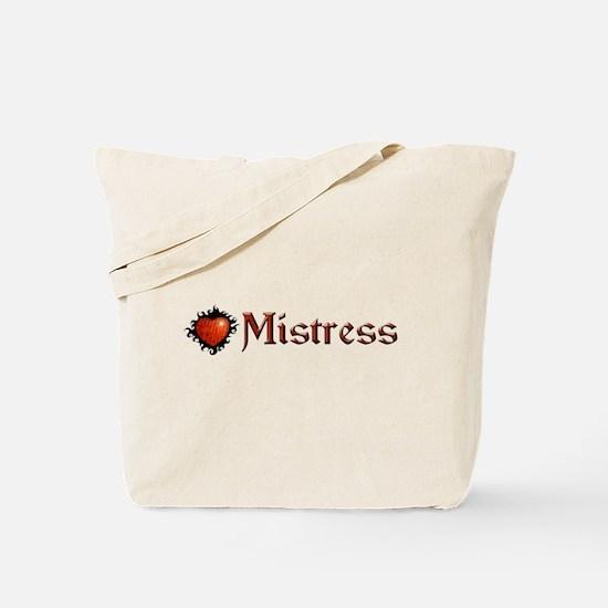 BDSM Mistress Tote Bag