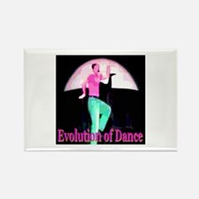 Evolution of Dance Rectangle Magnet