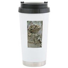 Flower Basket Travel Mug