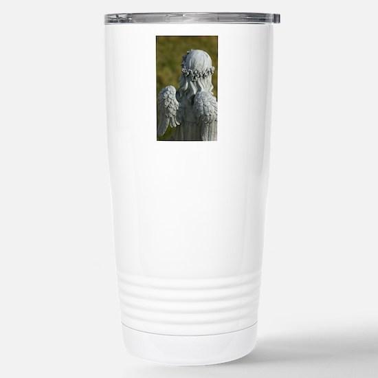 Angel Stainless Steel Travel Mug