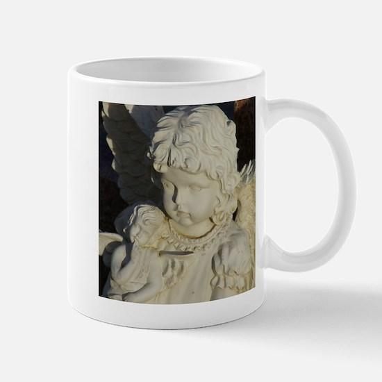 Two Angels Mug